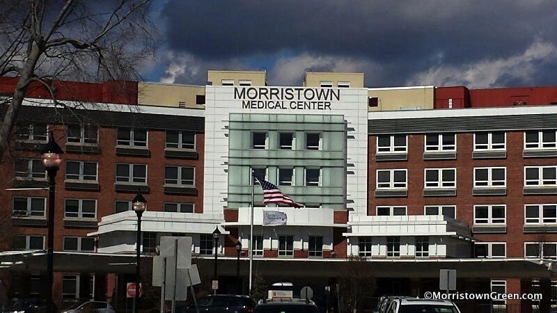 Morristown Medical Center. Photo by Kevin Coughlin