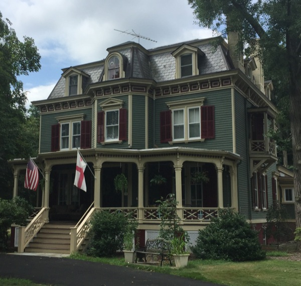 Homes like this one are on the 2016 historic homes tour in Morristown.