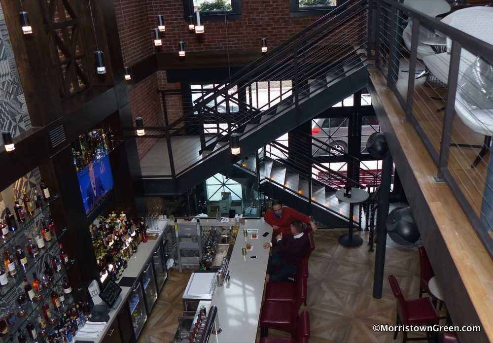 After the fire: TOWN Bar & Kitchen opens its doors in