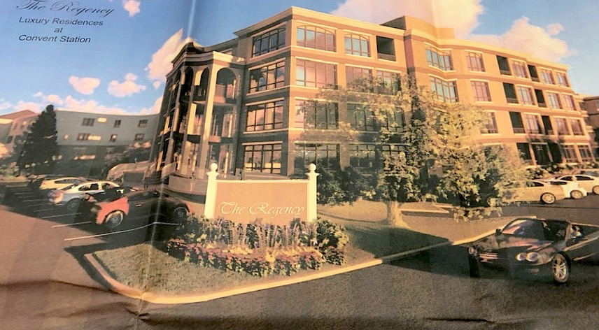 Rendering Of The Regency A Luxury Apartment Complex Proposed For Madison Hotel Parking Lot